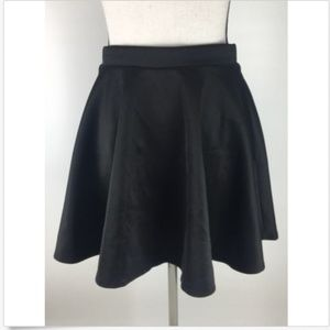 Frenchi Skater A-line Scuba Skirt Junior Size L